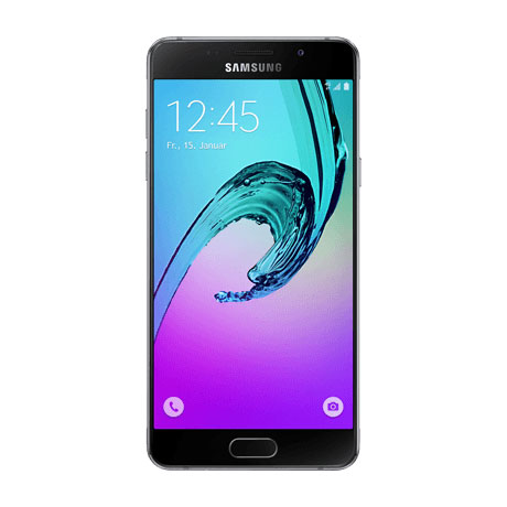 GMX GMX All-Net & Surf LTE 2 GB + Samsung GALAXY A5 (2016) schwarz (Kredit)